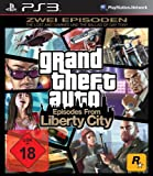 Grand Theft Auto - Episodes from Liberty City (TheLost and the Damned & The Ballad of Gay Tony): Playstation 3: Amazon.de: Games cover