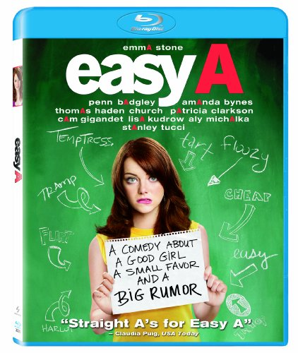 Easy A [Blu-ray] DVD