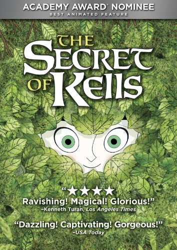 The Secret of Kells cover