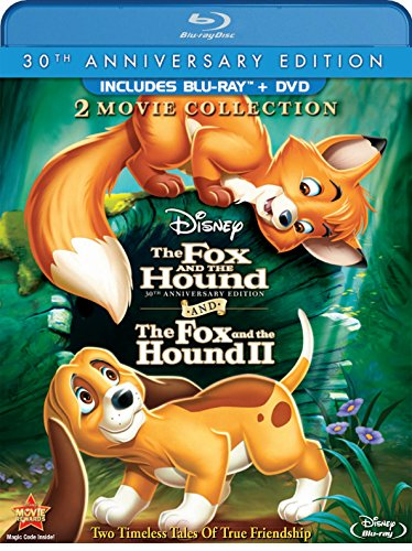 The Fox and the Hound / The Fox and the Hound Two Three-Disc 30th Anniversary Edition Blu-ray / DVD Combo in Blu-ray Packaging