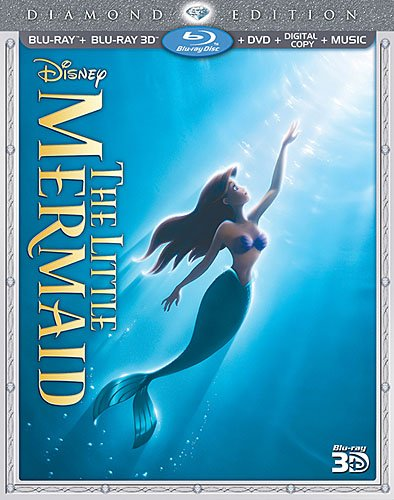 The Little Mermaid (Diamond Edition) cover