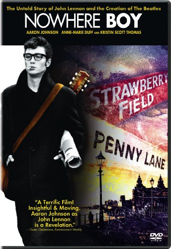 Nowhere Boy DVD