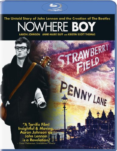 Nowhere Boy [Blu-ray] DVD