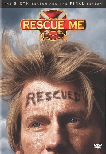 Rescue Me: The Complete Sixth Season DVD