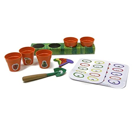 The Very Hungry Caterpillar Windowsill Garden Set