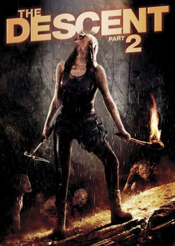 The Descent: Part 2 DVD