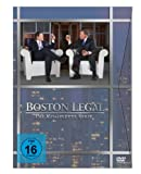 Boston Legal: Die komplette Serie (27 Discs)