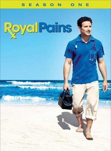 Royal Pains: Season One DVD