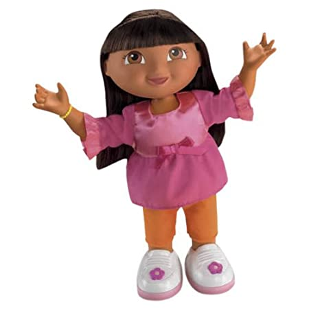 Fisherprice We Really Did It Dora The Explorer