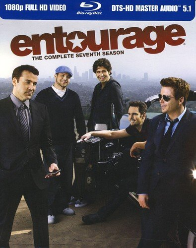 Entourage: The Complete Seventh Season [Blu-ray] DVD