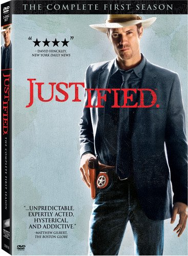 Justified: The Complete First Season DVD