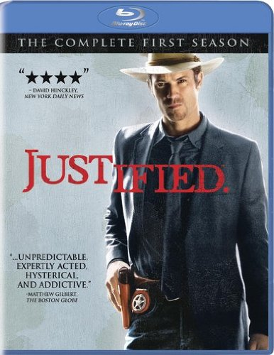 Justified: The Complete First Season [Blu-ray] DVD