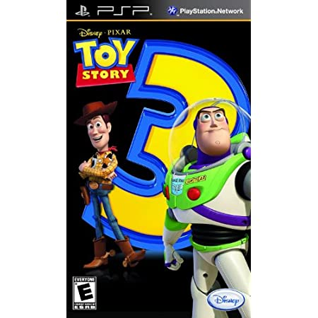 Toy Story 3: The Video Game (playstation Portable)