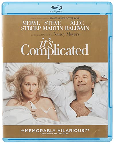 It's Complicated [Blu-ray] DVD