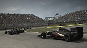 Screenshot: F1 2010 - Formula 1