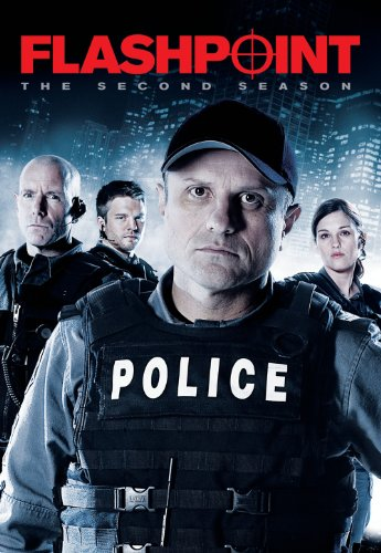Flashpoint: Second Season DVD