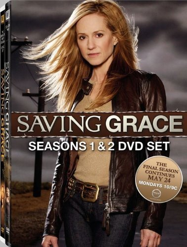 Saving Grace: Seasons 1 & 2 DVD