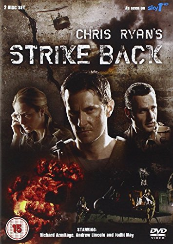 Strike Back (Chris Ryan's Strike Back) - Second Season