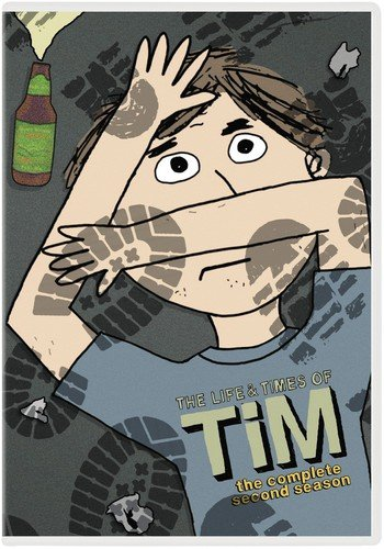 The Life and Times of Tim: The Complete Second Season DVD