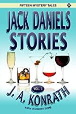 Jack Daniels Stories by J. A. Konrath