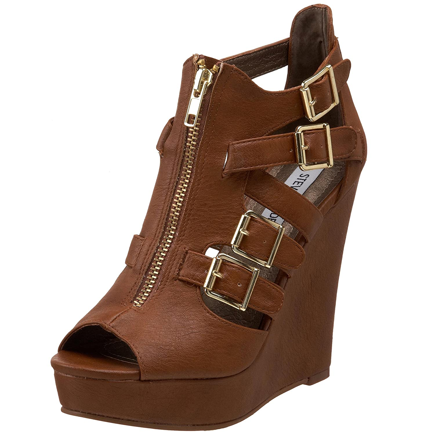 Steve Madden - Trackks Wedge Sandal from endless.com