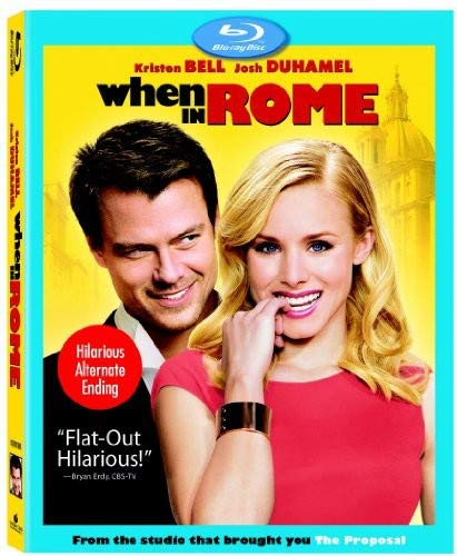 When in Rome [Blu-ray] DVD