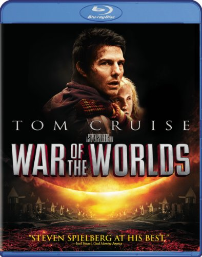 War of the Worlds [Blu-ray] DVD