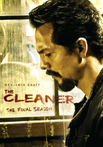 The Cleaner Final Season DVD