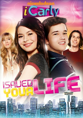 iCarly: iSaved Your Life DVD
