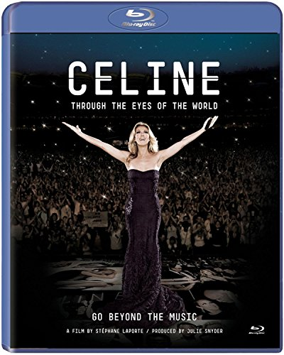 Celine: Through the Eyes of the World [Blu-ray] DVD
