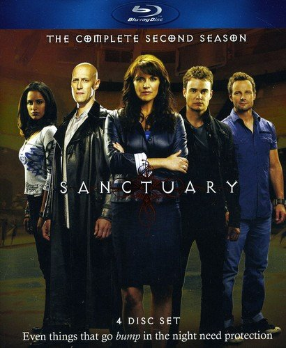 Sanctuary: The Complete Second Season [Blu-ray] DVD