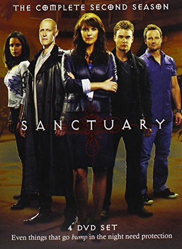 Sanctuary: The Complete Second Season DVD
