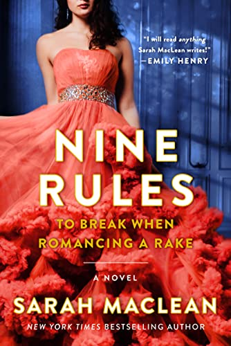 Book Nine Rules to Break When Romancing a Rake