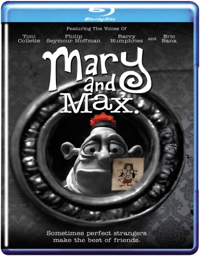 Mary and Max [Blu-ray] DVD