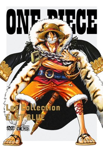 "ONE PIECE Log Collection ""EAST BLUE"" [DVD]"