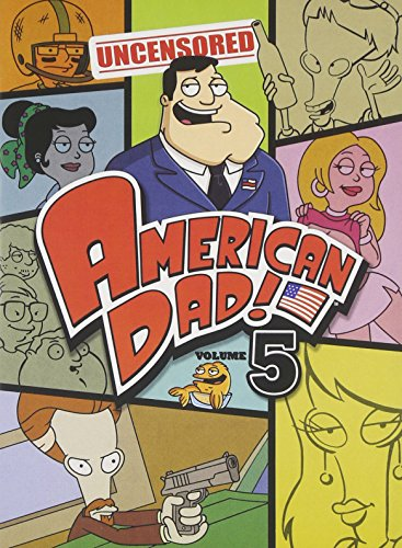 American Dad Vol. 5 DVD
