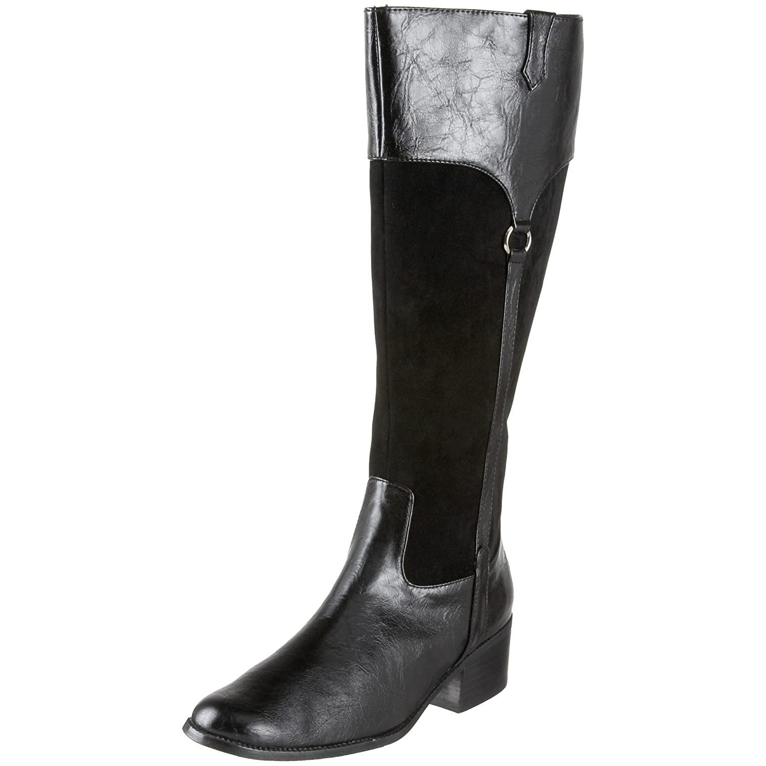 Annie Shoes - Rocco Knee-High Boot :  knee high knee high boots shoes womens shoes