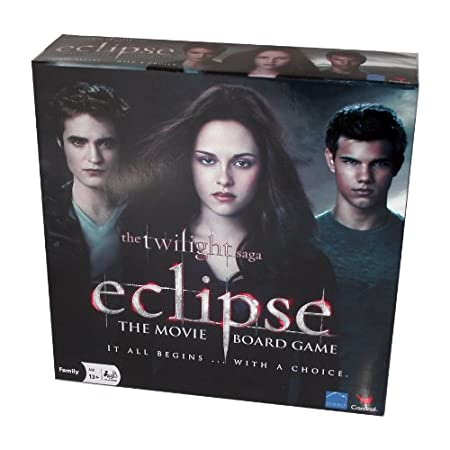 The Twilight Saga Eclipse The Movie Board Game
