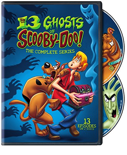 The 13 Ghosts of Scooby-Doo cover