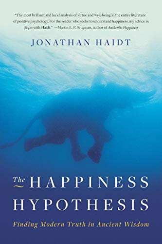 Book The Happiness Hypothesis