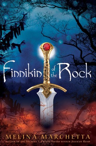 Book Finnikin of the Rock