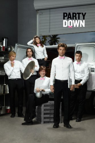 Party Down: Season Two DVD