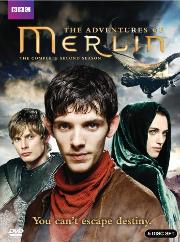 Merlin: The Complete Second Season DVD