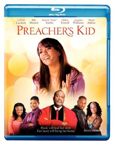 Preacher's Kid [Blu-ray] DVD