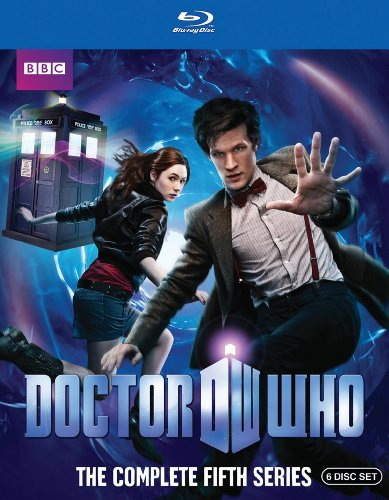 Doctor Who: The Complete Fifth Series cover