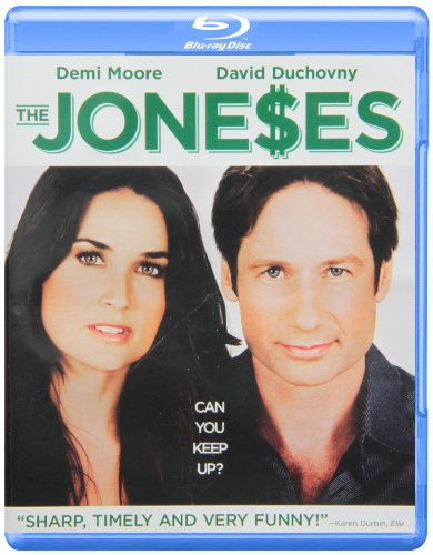 The Joneses DVD