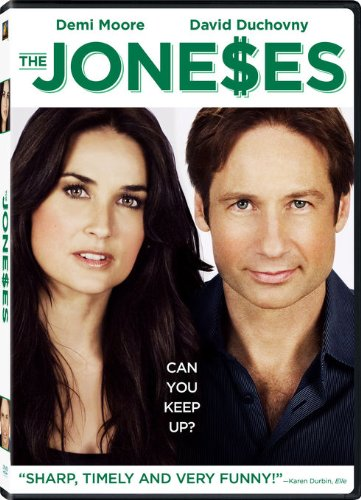 The Joneses [Blu-ray] DVD