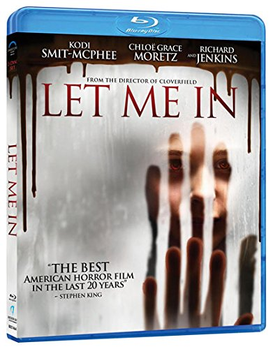 Let Me In [Blu-ray] DVD