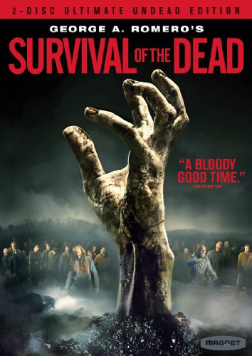 George Romero's Survival of the Dead 2-Disc Ultimate Undead Edition DVD
