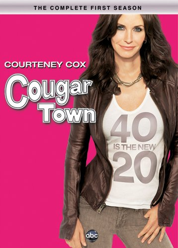 Cougar Town: The Complete First Season DVD